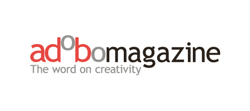 Adobo Magazine logo