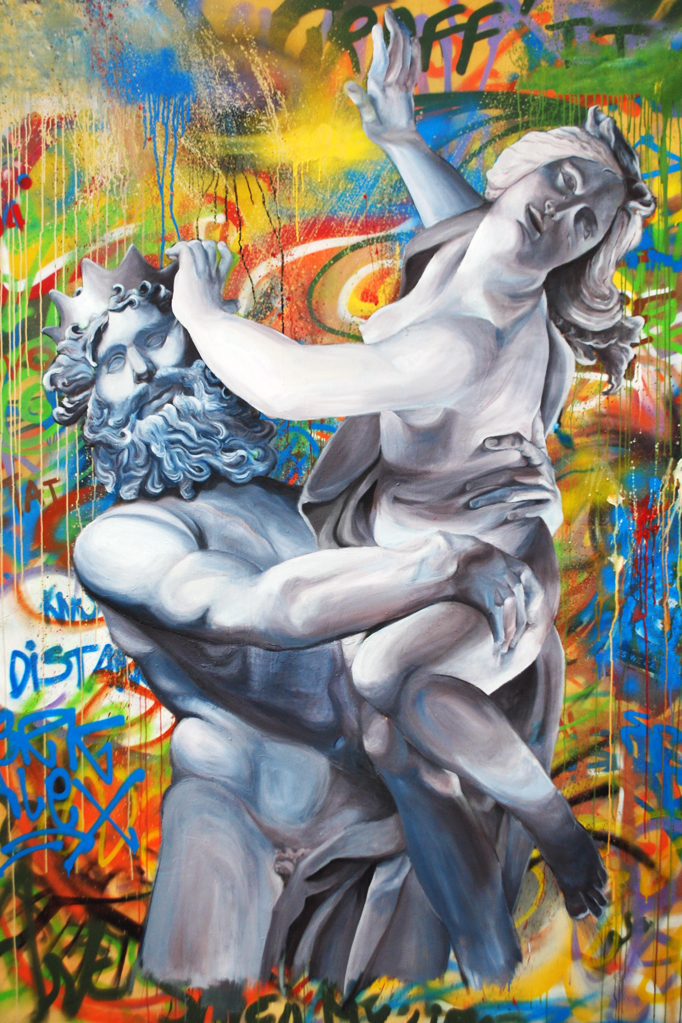 L'enlèvement de Perséphone — Alexandre Beretta