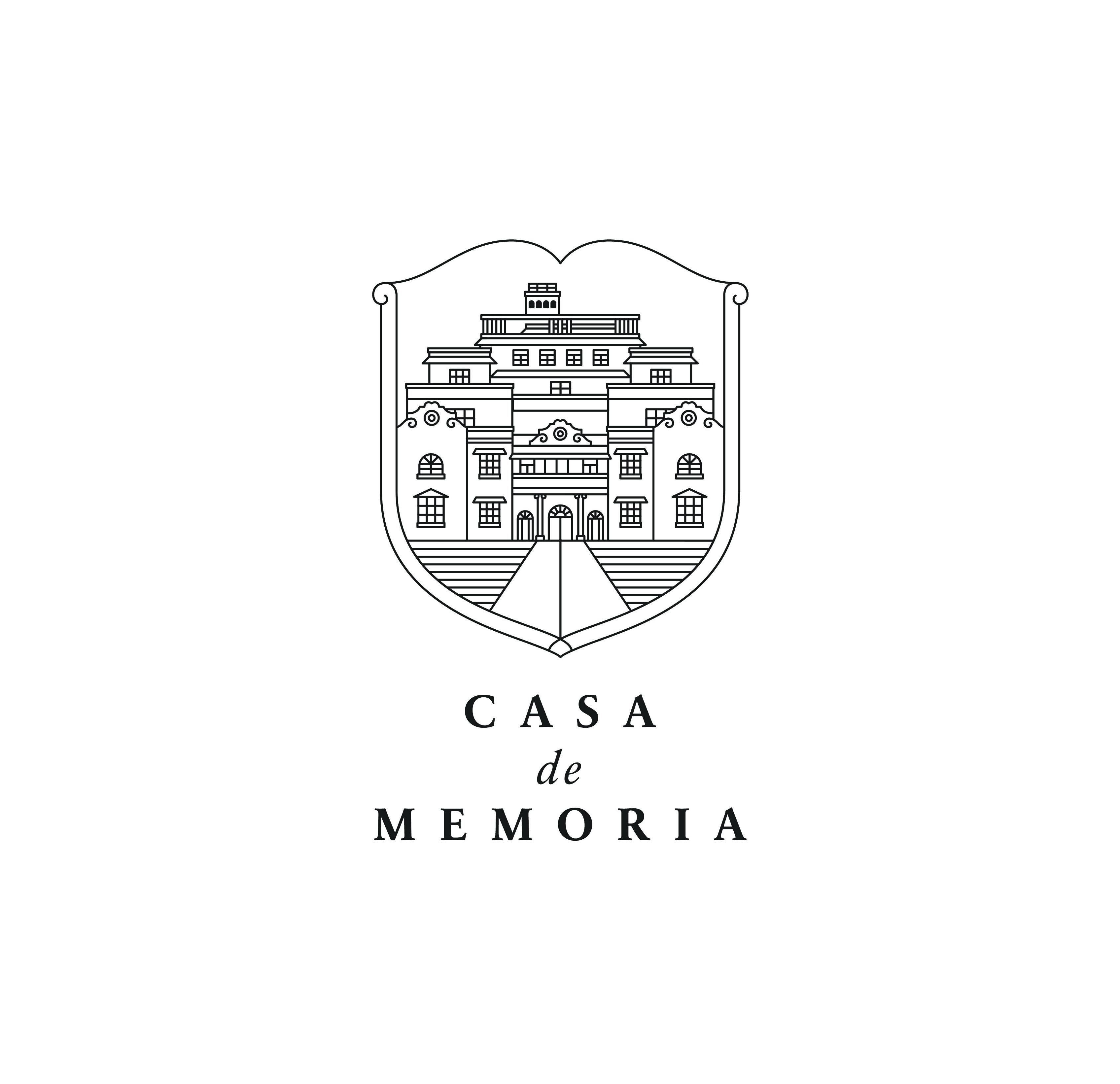 Casa de Memoria logo