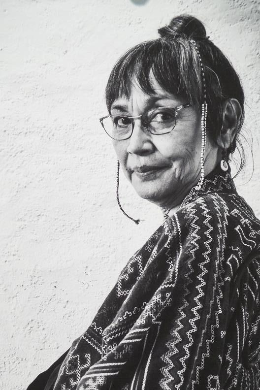 Portrait of Agnes Arellano, photo by Emm Yu