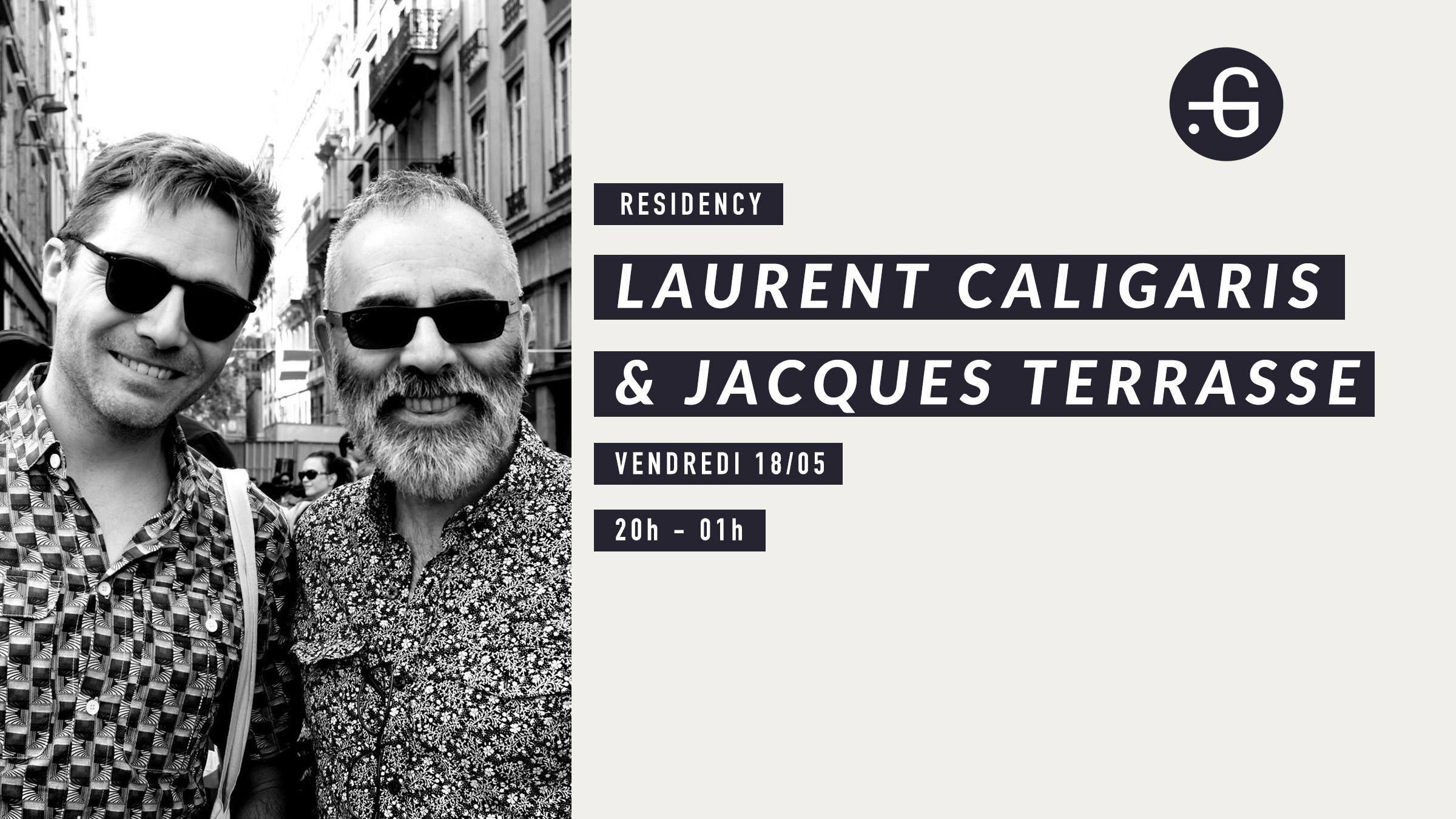 Jacques Terrasse, Laurent Caligaris, 18/05