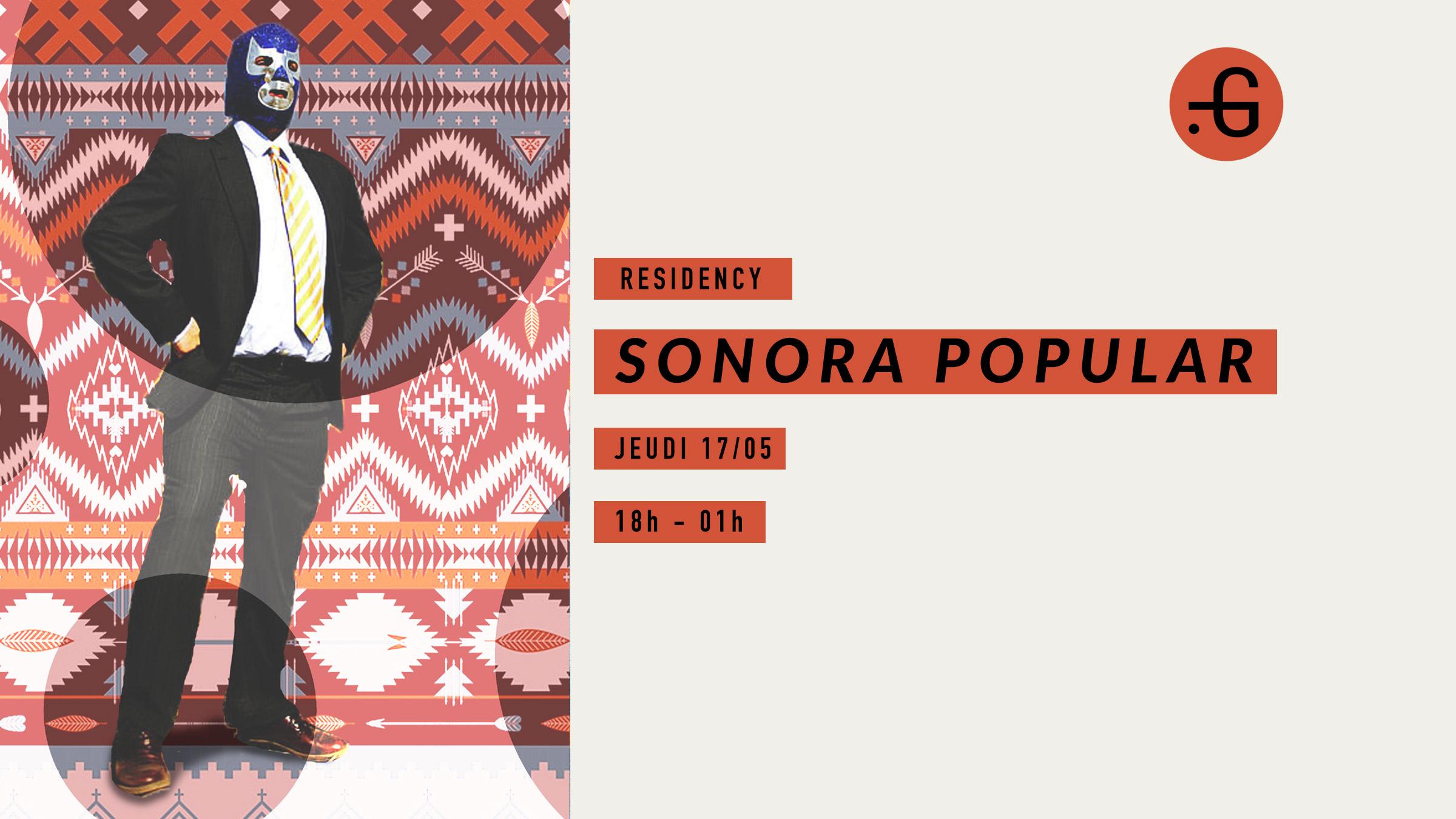 Sonora Popular, 17/05